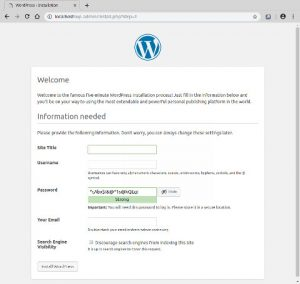 Image 2: WordPress with Docker Example by Carl E. Hartung